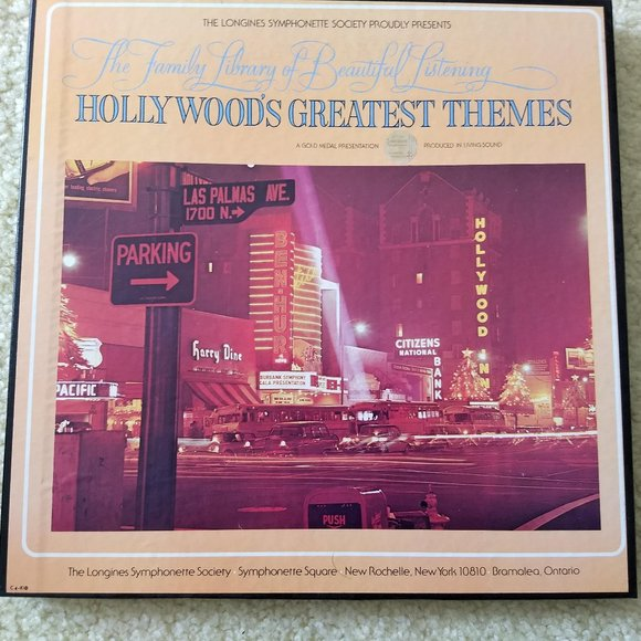 Vintage Hollywood Themes classical 3 viny…